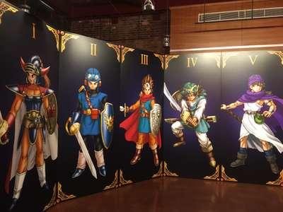 ドラゴンクエストミュージアムが洲本で好評開催中