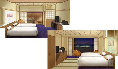 坂のホテル京都 客室イメージ