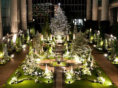 クリスマスフラワーショー2012 −世界でたった一つのホワイトクリスマス−