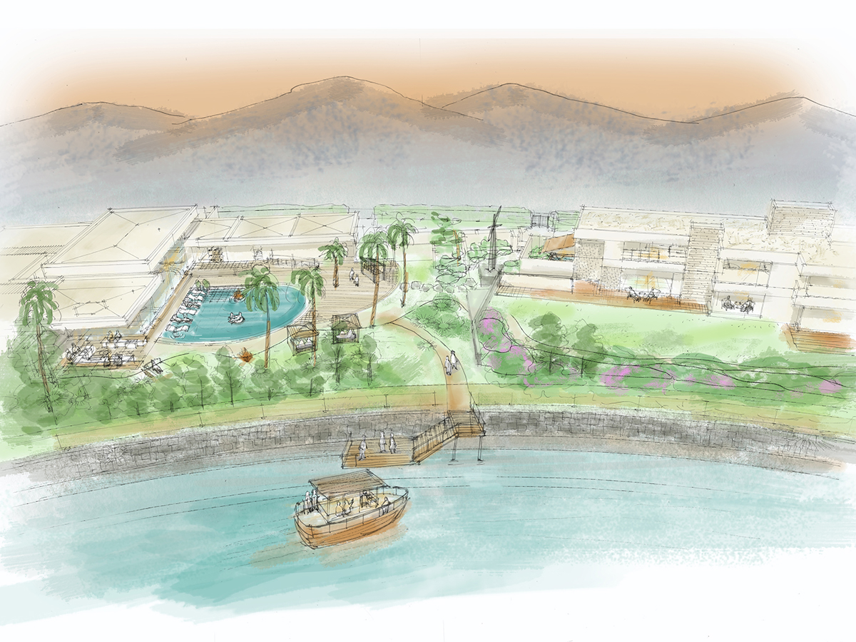海のホテル島花 レジデンスヴィラ